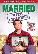 Married... With Children: Seasons One and Two 1 2 (DVD, 2014, 3-Disc Set) - NEW!