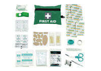 92pcs Travel First Aid Kit Medical Handy Emergency Survival Family Office Car AU