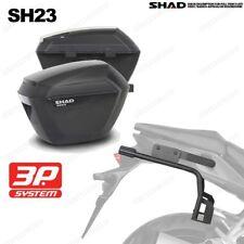 KIT SHAD TELAI + VALIGIE 3P SYSTEM SH23 PER SUZUKI V-STROM DL 650 '04-11