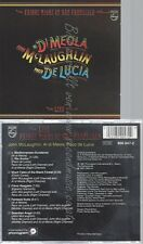 CD--PACO DE LUCIA, AL DI MEOLA   -- -- FRIDAY NIGHT IN SAN FRANCISCO