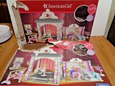 2 Mega Bloks American Girl Isabelle's Ballet Recital Construction Set NO FIGURES