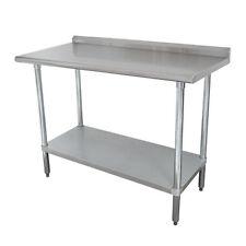 "Advance Tabco Sflag-240 30"" Work Table"