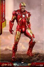Hot Toys Iron Man Mark VII-The Avengers MMS500 D27 **UK**
