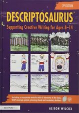 More details for descriptosaurus supporting creative writing for ages 8-14 9781138093027 alison w