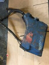 Porsche 911 Early S E T 912 oil tank reservoir with pipes 1970's