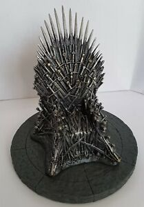 Game of Thrones * Iron Throne * 7-Inch Replica Statue Dark Horse Figurine