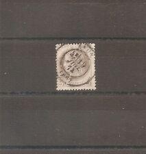 CLASSIQUE TIMBRE FRANCE FRANKREICH N°52 OBLITERE USED COTE 55 EUROS