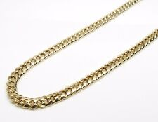 10K Gold Miami Cuban Chain 30 Inches 7.5MM 39.7 Grams