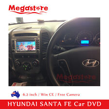 "6.2"" Car DVD Player Stereo GPS Nav Radio BT For HYUNDAI SANTA FE"