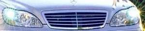 Mercedes-Benz OEM S Class W220 2000-2006 Facelift Xenon Headlamp Pair Brand New