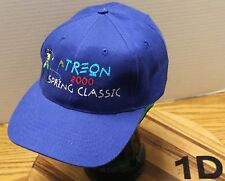 TREON 2000 SPRING CLASSIC GOLF TOURNAMENT HAT BLUE ADJUSTABLE VERY GOOD COND