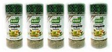 5 packs ~ The Original Badia Complete Seasoning 2.5 Oz Ea BB: 01/2024 NEW SEALED