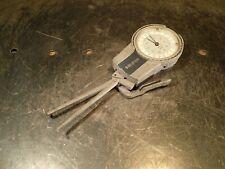 """Mitutoyo 209-712 .400-1.400 Internal Dial Caliper Gage Gauge: .0005"""", Japan Used"""
