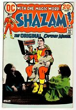 DC - SHAZAM #6 - VG Oct 1973 Vintage Comic