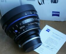 New listing New Zeiss Cp.2 50mm Super Speed T1.5 (Feet) Ef Mount with Box