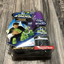 Speed Stacks Competition Purple Cups With Case BRAND NEW SEALED