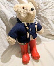 Original Vintage Paddington Bear- Collectable  Mothercare Teddy Toy Michael Bond