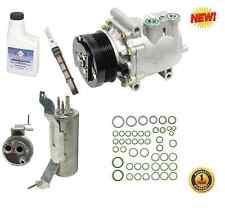 New A/C Compressor w Accum, orings, Orifice, oil fit:05-02 Ford Explorer 4.0L)