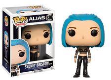 Figurine - FUNKO POP - serie TV - ALIAS - Sydney Bristow Goth - Neuf - Boîte