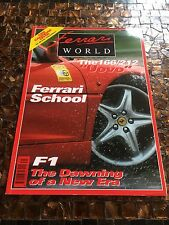 Ferrari World Magazine, rare, number 31 uk