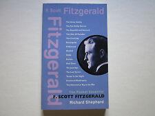 THE POCKET ESSENTIAL F SCOTT FITZGERALD - RICHARD SHEPHARD - Unread Condition