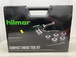 Hilmor Compact Swage Tool Kit - HVAC Tools and Equipment