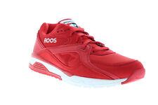 Руса беглых 1CM00509-611, мужские, красные, низкий топ на шнуровке повседневные кроссовки, обувь