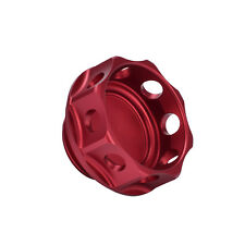 Billet Aluminium Engine Oil Filler Cap Red Honda Civic Integra CRV Accord Jazz