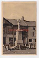 MOY Co. Tyrone WAR MEMORIAL S. R. Butler & Sons, Carndonagh POSTCARD E20C - IR21