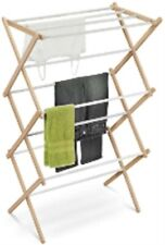 Honey Can Do Dry-01111 Wood Drying Rack, by Honey Can Do Intl Inc, (This natura)
