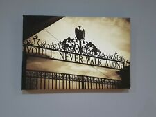 Liverpool fc > You'll never walk alone > canvas > print > wall art on