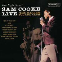 "SAM COOKE ""LIVE AT THE HARLEM SQUARE CLUB"" LP VINYL NEW+"