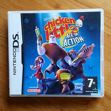 Chiken Little Ace In Action DS NINTENDO / complet