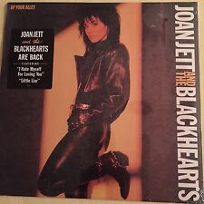 JOAN JETT & THE BLACKHEARTS - Up Your Alley - vinyl factory SEALED 1988