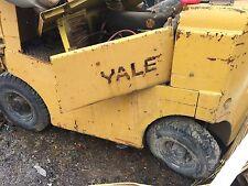 Vintage Yale Forklift Battery Door Or SHOP SIGN WALL HANGER DEALS911