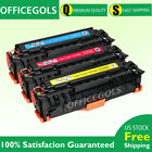 3P For HP LaserJet CP2025dn CP2025n CM2320nf MFP Color Toner CC530A 304A ink