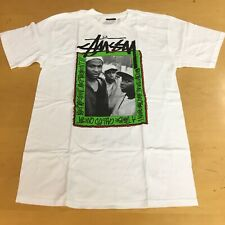 Stussy X A Tribe Called Quest Collab Tshirt