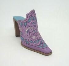 Just The Right Shoe Lone Star #25149 2001 Raine Willitts Designs no box