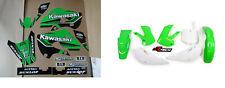 New KX 65 00-19 FLU PTS4 Graphics Sticker Plastic Kit 02 03 04 05 06 07 08 09 10