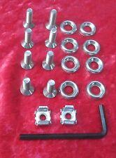 20 pièce audi S3 en acier inoxydable 1999-2003 engine bay cover fastener kit
