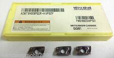 3 Wendeplatten inserts AOMT 184808PEER H VP15TF von Mitsubishi Neu H6026