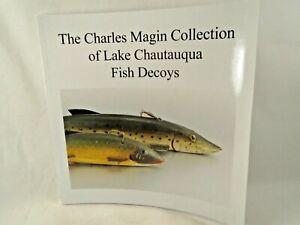 Charles Magin Collection of Lake Chautauqua Fish Decoys