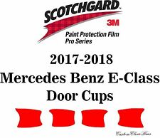 3M Scotchgard Paint Protection Film Pro Series 2017 2018 Mercedes Benz E-Class
