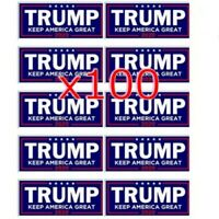 Donald Trump President 2020 Bumper Sticker Keep Make America Great Decal x100