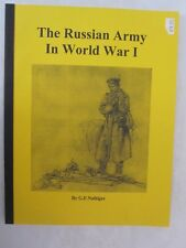 The Russian Army in World War I