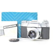Voigtländer Bessamatic Kamera mit Skoparex 3,4/35mm Objektiv / Gehäuse