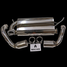 Toyota MR2 Mk3 Spyder 1.8 TTE Catback Performance Exhaust System