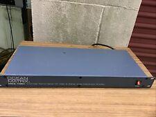 Ocean Matrix MDA-10SV 1x10 High Performance Y/C Video & Stereo Audio Distrib Amp