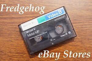 SONY P5-90 HIGH QUALITY Video 8 / 8mm / Hi8 VIDEO CAMCORDER TAPE / CASSETTE