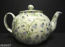 Heron Cross Pottery Harebell Chintz 6-8 Cup English Tea Pot
